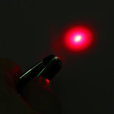 Ручка-фонарик «С тобой на край света», цвет синий
