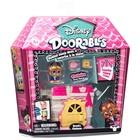 Мини-игровой набор сюрприз Disney Doorables с 2 фигурками, МИКС