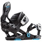 Крепления для сноуборда NOW 2018-19 NX-GEN BLACK, размер S