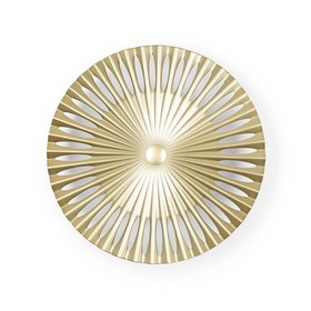 Светильник ASTRA 16Вт 3000К LED золото