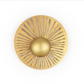 Светильник DONDE 10Вт 3000К LED золото