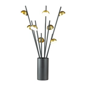 Настольная лампа VERICA 24Вт 3000К LED черный