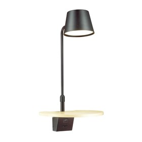 Светильник-полка USB SVEN 6Вт 3000К LED черный