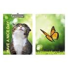 Планшет с зажимом А4 ламинированный картон «Хорошего дня»