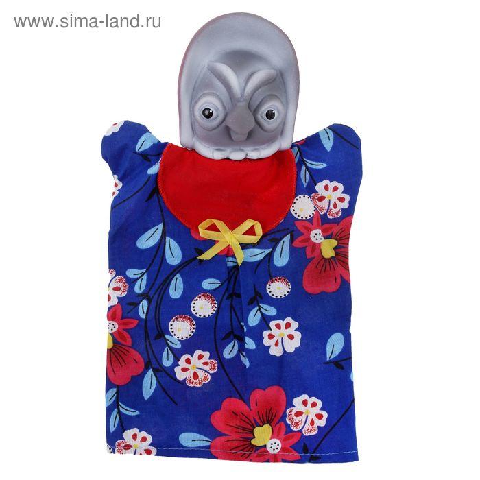 """Кукла - перчатка """"Сова"""""""