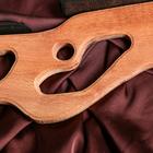 """Сувенирное деревянное оружие """"Автомат"""", 52 х 15 см - фото 105640940"""