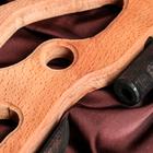 """Сувенирное деревянное оружие """"Автомат"""", 52 х 15 см - фото 105640941"""