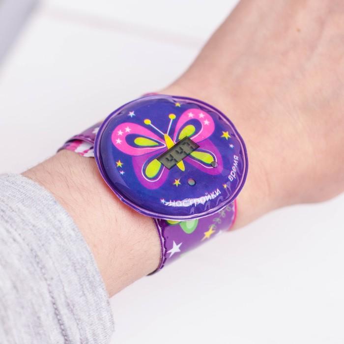 Набор «Самой чудесной»: часы, наклейки, конфеты 20 г - фото 536994009