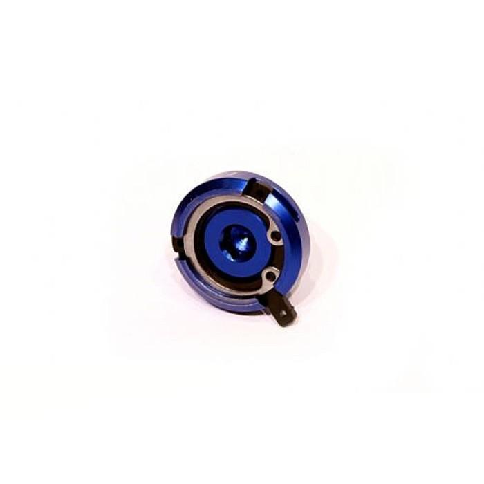 Крышка маслозаливной горловины, Suzuki/Aprilia/Moto Guzzi, M20x1,5, синяя
