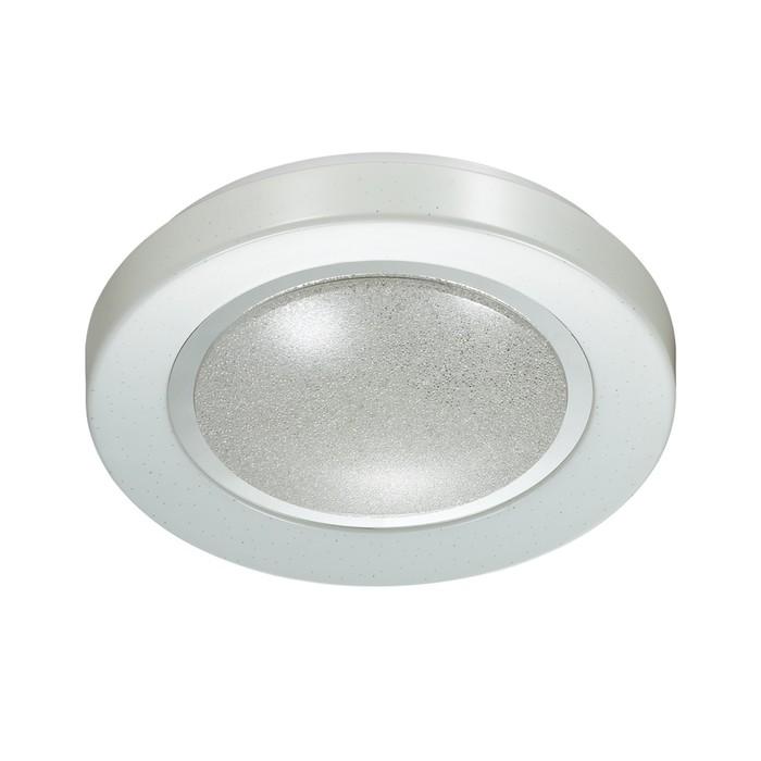 Светильник PINOLA 1x48Вт 3000-6500К LED IP43 белый, прозрачный - фото 7932232