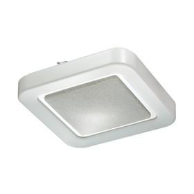 Светильник PINO 1x28Вт 4000К LED IP43 белый, прозрачный