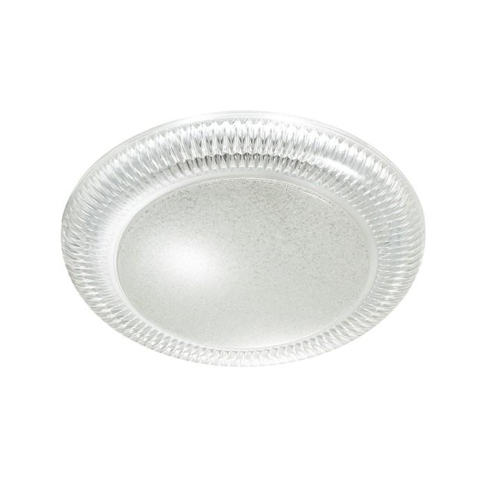 Светильник MARELA 1x72Вт 3000-6500К LED IP43 белый, прозрачный - фото 7932238