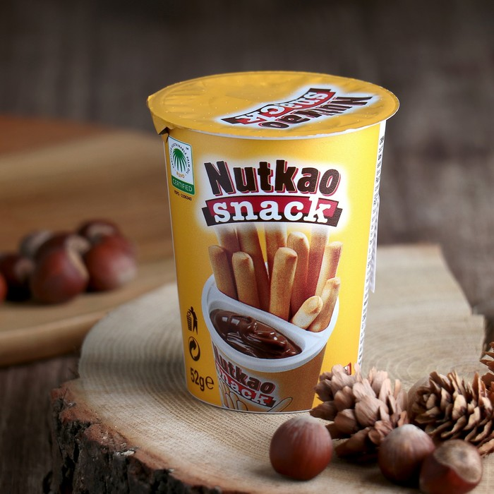 Шоколадная паста Nutkao Snaсk, 52 гр