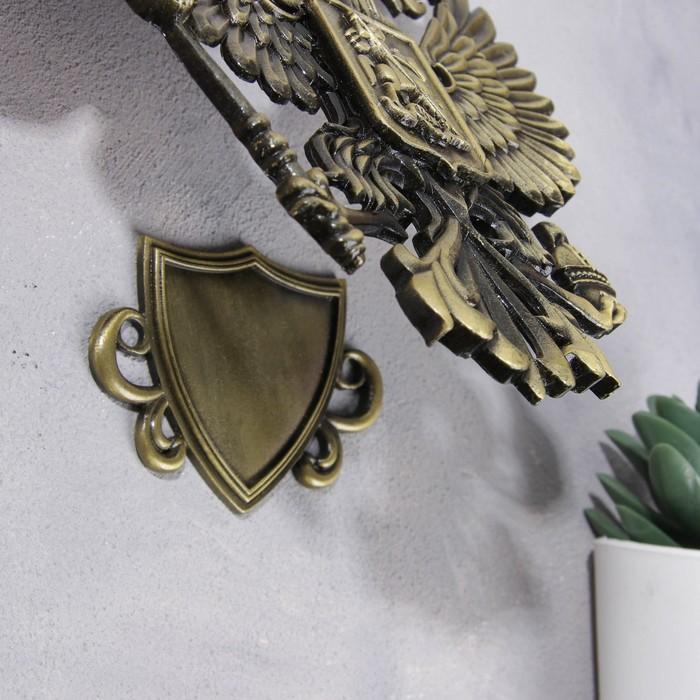 """Дверной молоток """"Герб РФ"""""""