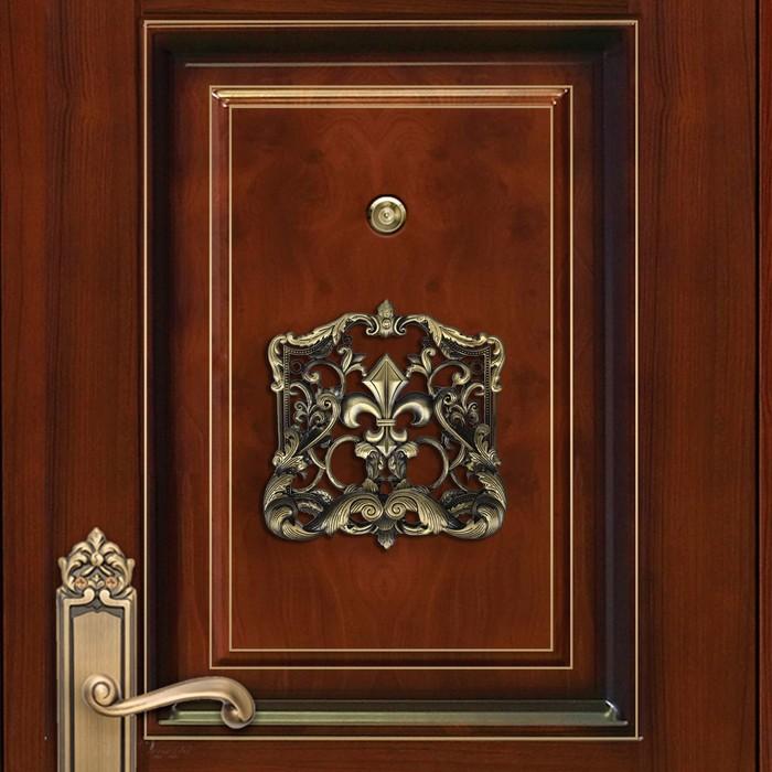 """Дверной молоток """"Вензеля"""""""