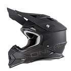 Шлем кроссовый 2Series FLAT черный, L