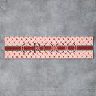 "Шкурка для скейтборда ""Croco"", 22,8 х 83 см"
