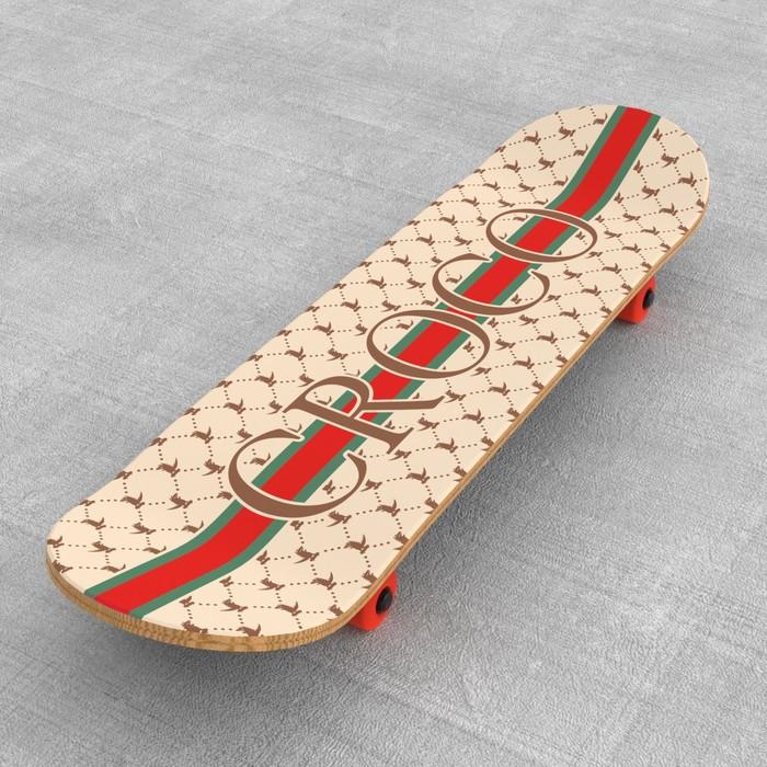 Шкурка для скейта «Croco»