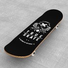 "The skin for the skateboard ""True"", 22.8 x 83 cm"
