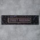 """Шкурка для скейтборда """"Street"""", 22,8 х 83 см"""