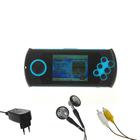 """Игровая приставка SEGA Genesis Gopher Wireless LCD 2.8"""", + 370 игр, ИК-порт, SD-карта, синяя"""