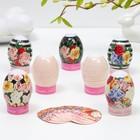 Пасхальный Набор для украшения яиц «Цветочный паттерн», 9 х 16 см