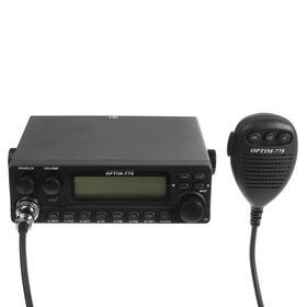 Car radio Optim-778, 12 V, 4 W