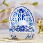 """Easter Card-holder for the eggs, """"XB"""", 9.5 x 11 cm"""