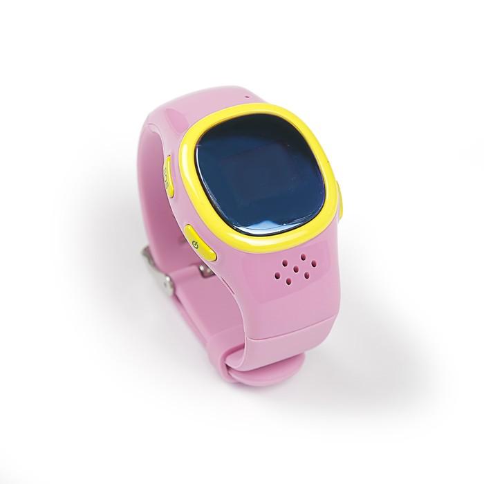 Часы умные детские EnBe Children Watch 2 530-Pink, розовые