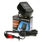 Зарядное устройство Robiton LAC6-1000, 12 В, для свинцово-кислотных аккумуляторов.
