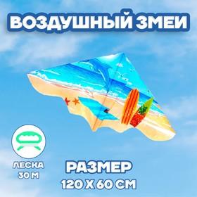 Воздушный змей «Морские жители»