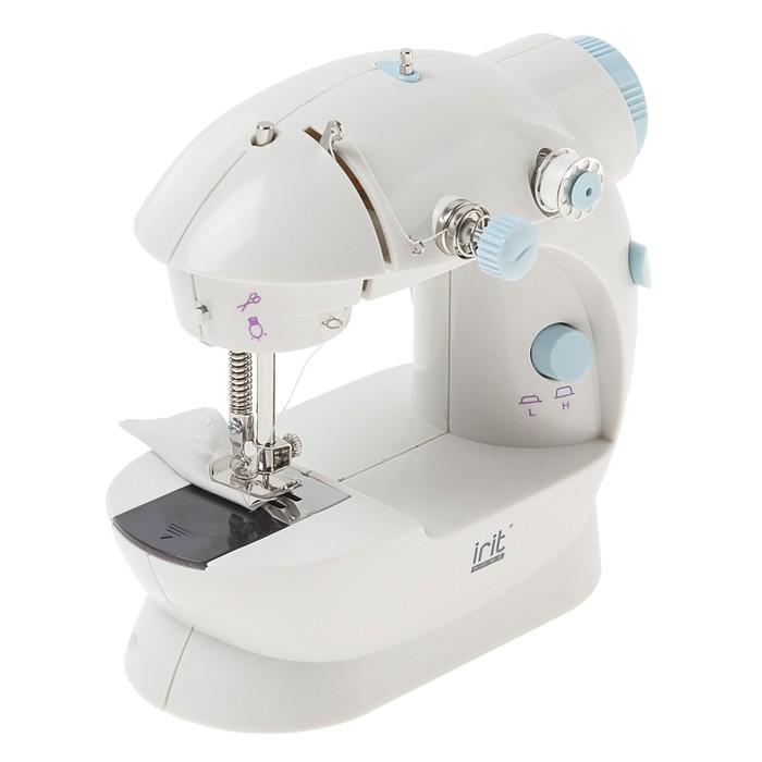 Швейная машинка IRP-01 голубая