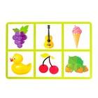 Настольная игра «Умное лото. Половинки: предметы» мемори - фото 105620639
