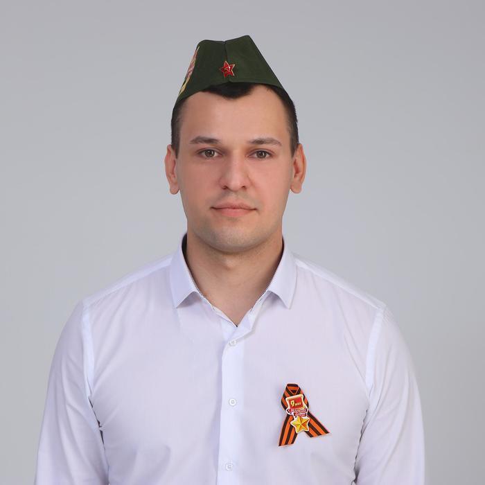 """Набор """"День Победы"""" герой, пилотка+брошь"""