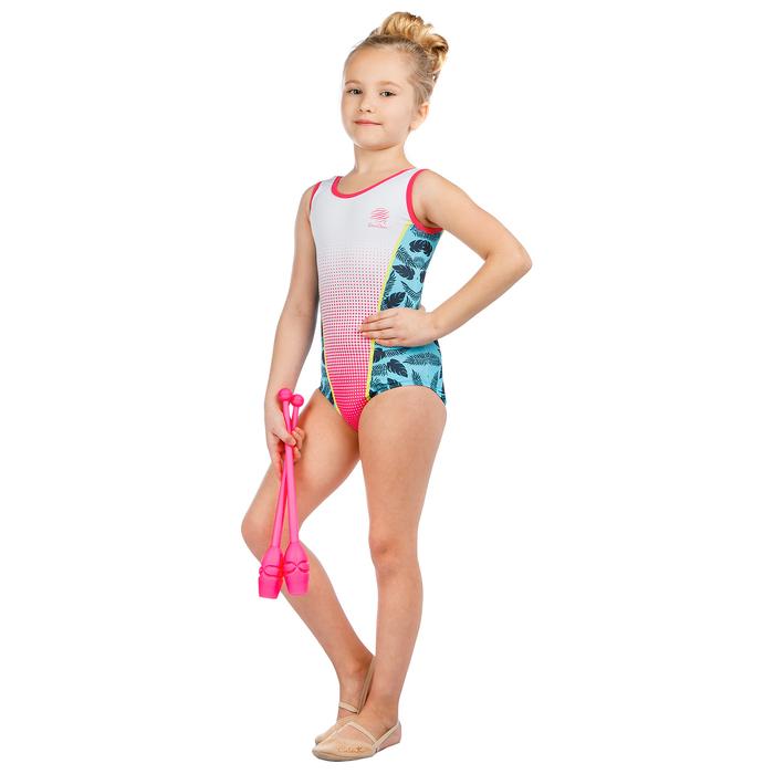 Купальник для спортивной гимнастики Gradient, размер 28