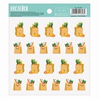 "Stickers for day planner ""Shopping"", 13.5 × 10 cm"