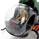 Вертолет «Спасатель», работает от батареек, световые и звуковые эффекты, МИКС - фото 105641620