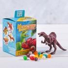 Набор игровой «Искателю приключений»: динозавр, конфеты 20 г