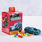 """Candy game box """"Real champion"""", candy 20 g, toy"""