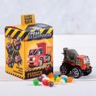 Набор игровой «Гроза бездорожья»: машинка, конфеты 20 г