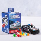 """Candy game box """"Courageous, strong"""", candy 20 g, toy"""