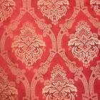 """Покрывало Этель """"Версаль"""" 240х210 ± 3 см, цвет красный, 100% п/э - фото 623589"""
