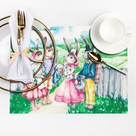 Салфетка на стол «Семейного счастья», 29 × 40 см