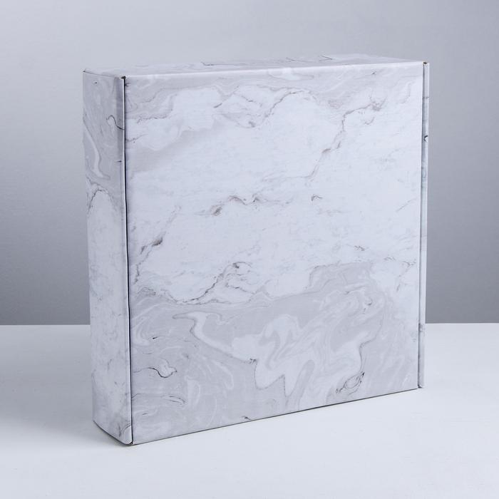 Складная коробка «В шаге от мечты», 34.3 × 34.9 × 8.5 см - фото 308272742