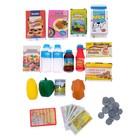 Игровой набор с кассой и аксессуарами «Мой магазинчик-1» - фото 105583497