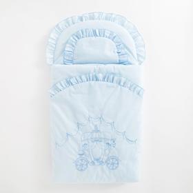 Конверт «Сказка», цвет голубой