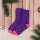 Collorista children's socks, size 18 (3-4 years) color purple/pink