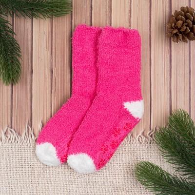 Children's socks Collorista, size 16 (2-3 years) color pink/white