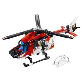 Конструктор «Спасательный вертолёт», 325 деталей