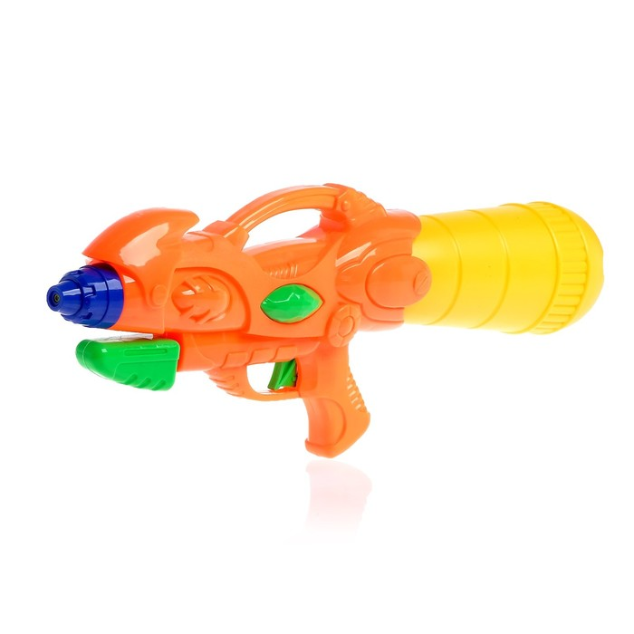 Водный пистолет «Буря», с накачкой